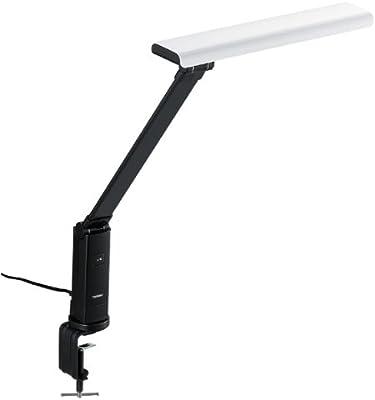 TWINBIRD LEDクランプ式デスクライト(A型相当) ホワイト LE-H634W