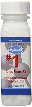 Hyland s - Calc Fluor 6x 500 Tablets