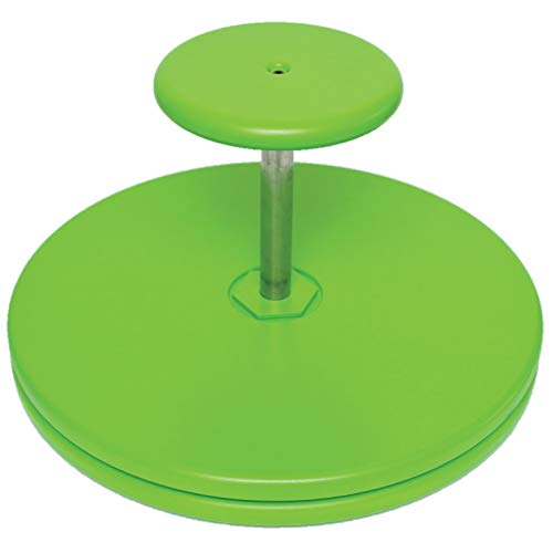 THE FRECKLED FROG Whizzy Dizzy - Highest Quality Sit and Spin Toy for Preschoolers - Ages 3+