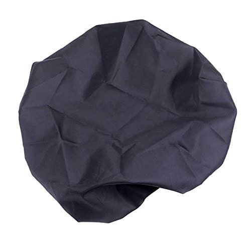 Funda para lluvia para asiento de bicicleta, funda para silla de montar, funda para asiento de esponja de silicona, funda para silla de lluvia, elástica impermeable, adecuada para la mayoría de