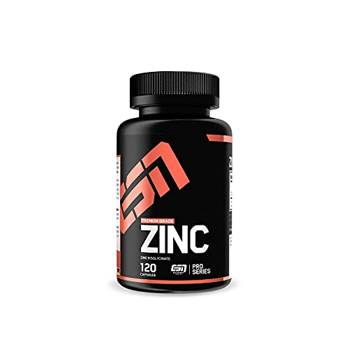 ESN Zinc – 120 Kapseln Bild