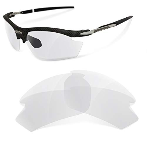 sunglasses restorer Cristales de Recambio Para Rudy Project Rydon (Fotocromático Gris)