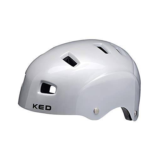 KED 5Forty Helm Kinder Pearl Kopfumfang L | 57-62cm 2020 Fahrradhelm