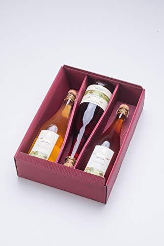 Prisecco 3er Probier Geschenkbox 1 mit Gratis Drop Stop