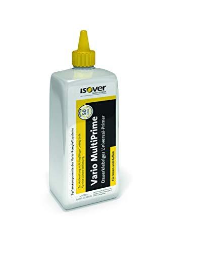 Isover 560075 Vario MultiPrime dauerklebrige Universal-Primer für innen und außen, Gelb