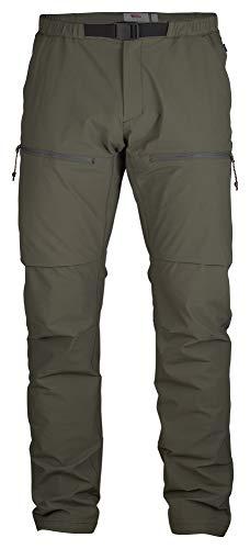 Fjällräven Herren High Coast Hike Trousers Outdoor Hose, Mountain Grey, 50
