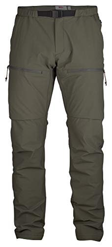 FJÄLLRÄVEN Herren High Coast Hike Trousers Outdoor Hose, Mountain Grey, 46