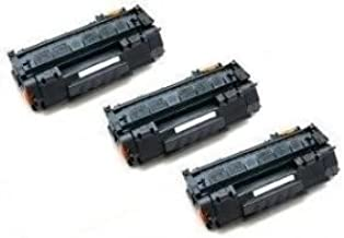 amsahr 106r01395xerox 106r01395، 6280N معاد تصنيعه خرطوشة استبدال حبر مع ثلاث باللون الأسود خراطيش
