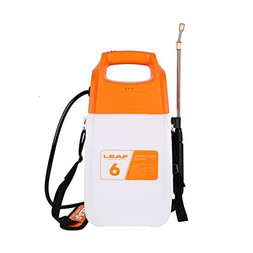 YOUR SUN Pulvérisateur de jardin 5/6 / 8L pulvérisateur électrique, tueur de mauvaises herbes, pulvérisateur de pompe à eau, idéal avec pesticides, insecticides, fongicides-pulvérisateurs avec lance e