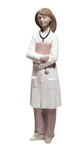Nao Porcelain by Lladro DOCTOR - FEMALE 2001684