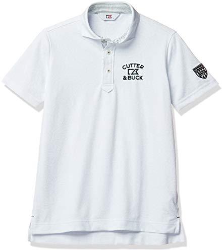 [カッターアンドバック] 半袖シャツ CGMPJA34 メンズ WH00(ホワイト) 日本 LL (日本サイズ2L相当)