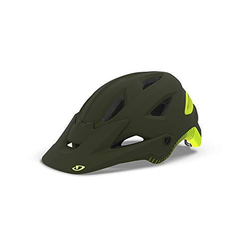 Giro Montaro MIPS Fahrrad Helm, Matte Olive/Citron, Small/51-55 cm