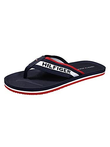 Tommy Hilfiger Sport Comfort Uomo Sandalo Blu 42 EU