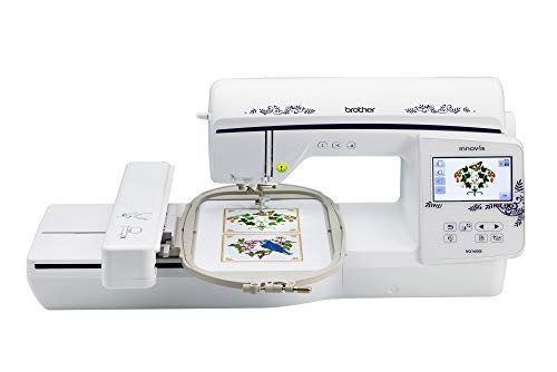 Brother Innov-ís NQ1600E Embroidery Machine w/Color Screen, USB Port,...