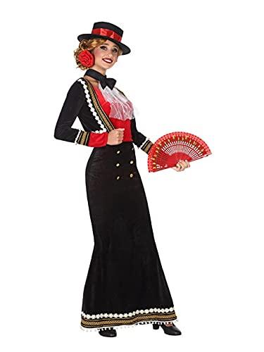 DISBACANAL Disfraz de cordobesa para Mujer - M-L