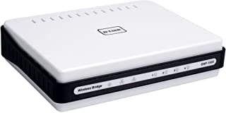 D-Link Wireless Dual Band N 300+ Mbps Wi-Fi Gigabit Range Extender and Access Point (DAP-1522)