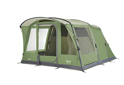 Vango Odyssey Air Tente gonflable Mixte Adulte, Epsom Green, 500 Villa