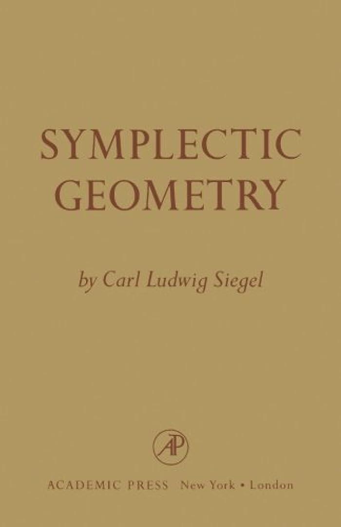 反発サバント教えSymplectic Geometry