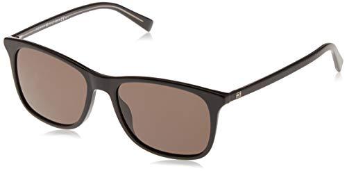 Tommy Hilfiger Herren TH 1449/S Sonnenbrille, Schwarz (Blck Grey), 54