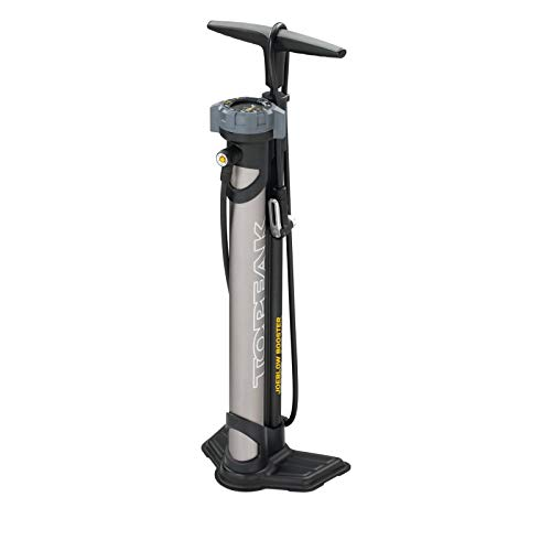 TOPEAK Unisex-Adult Joe Blow Booster Fahrradpumpe, Black, One Size