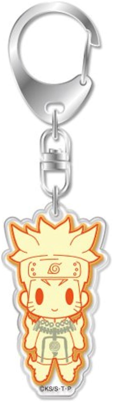 NARUTO- Naruto - Shippuden acrylic key chain Uzumaki Naruto