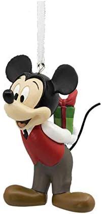 2018 Hallmark Mickey Mouse Gift Christmas Ornament product image