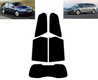 Tintcom.com Kit teinté pré-découpé pour vitres Ford Focus 5 Portes Break 2005-2011