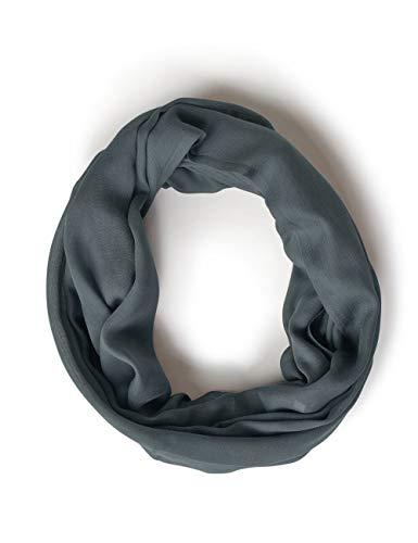 Cecil Damen 570982 Loop Mode-Schal, slate green, One Size