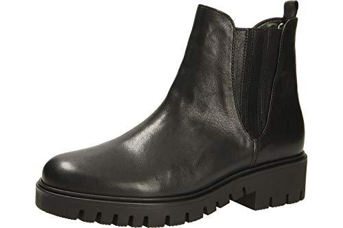 Gabor Shoes Comfort Sport, Botines Femme, Noir (Schwarz (Micro) 27), 40 EU