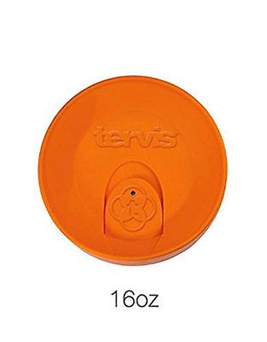 Tervis Tumbler Orange 16oz. Travel Lid by Tervis