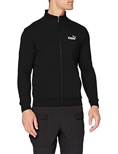 PUMA Herren Jacke ESS Track Jacket TR, PUMA Black, S, 851771