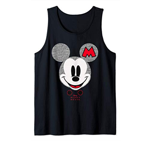 Disney Year of the Mouse Mickey Mouse Club October Camiseta sin Mangas