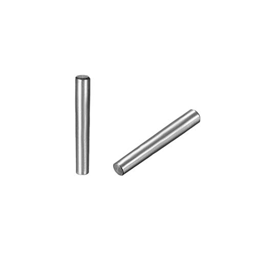 uxcell Carbon Steel GB117 45mm Length 6mm X 6.9mm Small End Diameter 1:50 Taper Pin 15Pcs