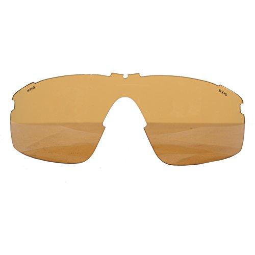 5.11 Tactical Replacement Lens for Raid Sunglasses Ballistic Orange