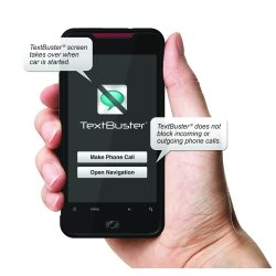 Amazing Deal TextBuster Text Blocking and Tracking Device for Vehicles