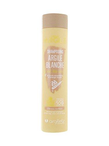 Argiletz Coeur d'Argile Shampooing Argile Blanche 200 ml
