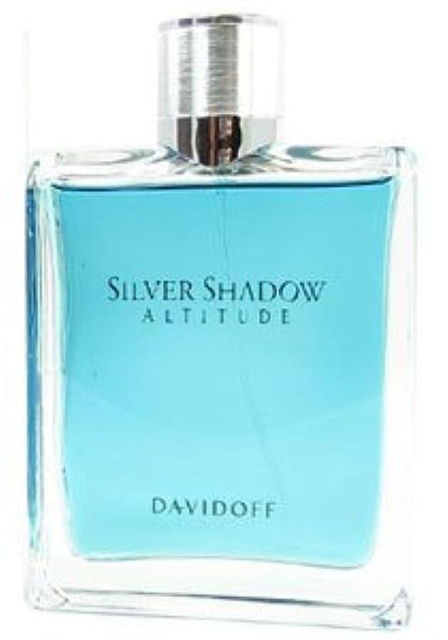 腐食するエキゾチックプランテーションSilver Shadow Altitude (シルバーシャドウ アルティテュード) 1.7 oz (50ml) EDT Spray by Davidoff for men