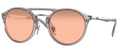 Persol Gafas de Sol PO 3264S Grey/Light Pink 50/22/140 unisex