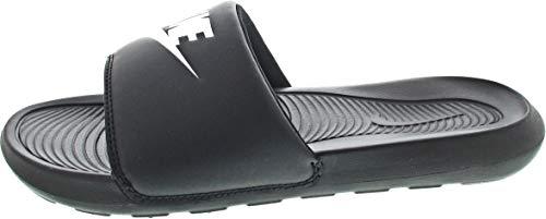 Nike VICTORI One Slide, Zapatillas Deportivas Hombre, Black White Black, 40 EU