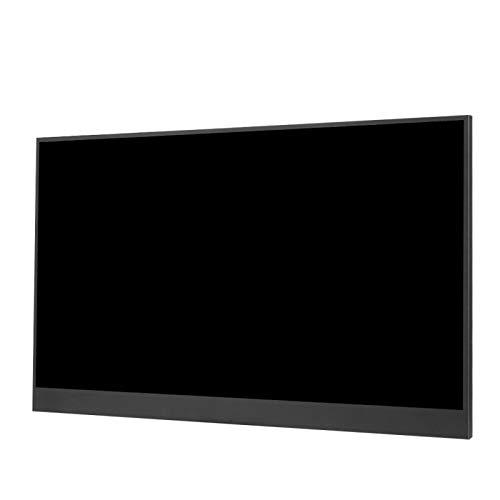 Monitor de computadora con Pantalla IPS de 17.3 Pulgadas Pantalla de computadora de Alta definición 1080P Monitor de Juegos portátil Soporte para HDMI / PS3 / paraXBOX/PS 4