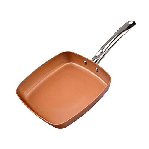 Z-COLOR Hogar No-Stick Pequeño Milk Pan - Cocina Inducción
