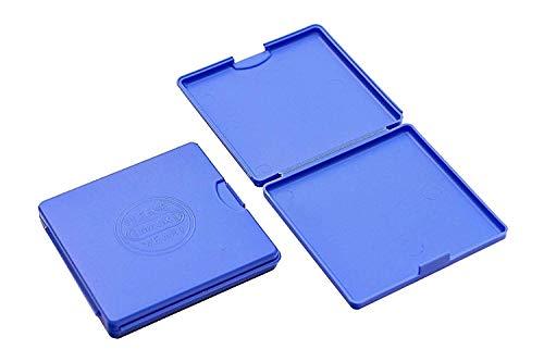 Estuche para mascarillas/Caja para mascarillas (Multicolor, 2 Unidades)
