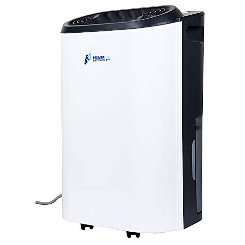 POWER PYE ELECTRONICS ABS 3 In 1 Dehumidifier, Clothes Dryer...