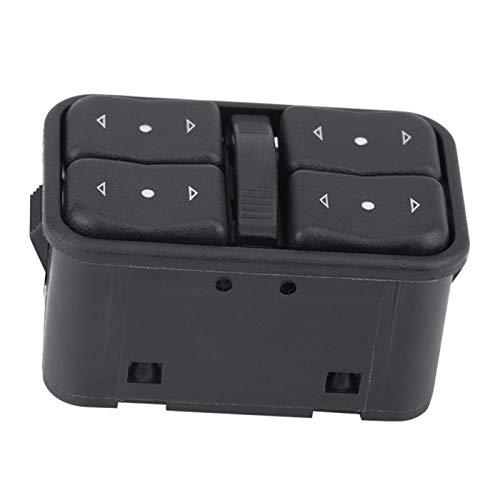 LICHONGUI Botón del Interruptor de Control de la Ventana del Maestro de energía eléctrica automática del automóvil para Astra Zafira Opel 90561086 Estilo de automóvil