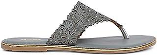 BATA Women's Lee Thong Fashion Slippers