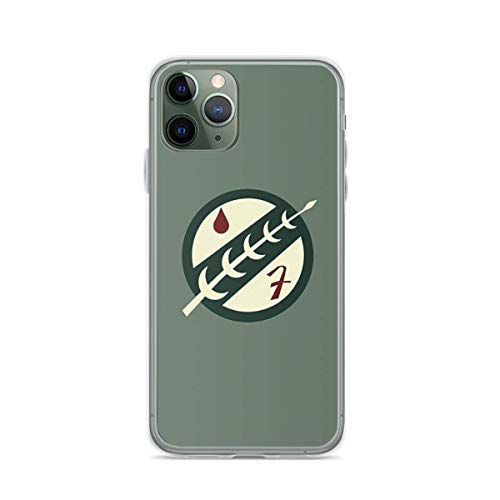 Phone Case Boba Fett Emblem Compatible with iPhone 6 6s 7 8 X Xs Xr 11 12 Pro Max Mini Se 2020 Funny Charm
