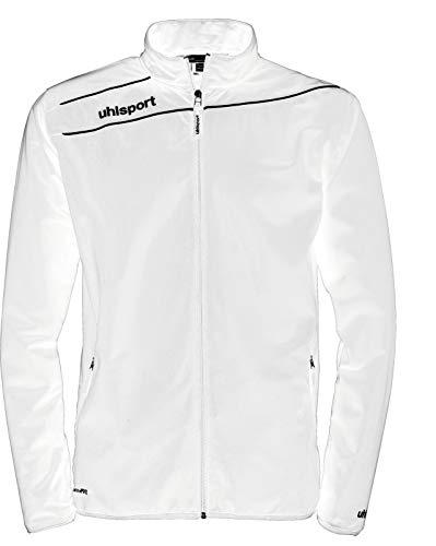 Uhlsport Stream 3.0 Classic kurtka dziecięca, biały/czarny, XXS