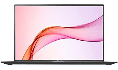 LG Gram 16 Ultra-Light 11th Gen Core i5,8 GB RAM, 512 GB SSD, Win-10, Iris Xe Graphics, 16-inches (40.64 cms), Thunderbolt 4, USC -C x 2 (with Power), 1.19 kg, 3 Yr Warranty (16Z90P-G.AJ55A2, Black)