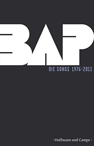 BAP. Die Songs 1976-2011