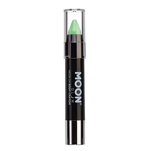 Moon Glow – Stick de peinture intense fluo UV - Pastel Vert
